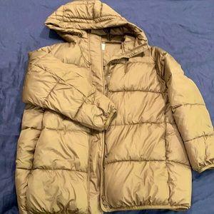 H&M Oversized brawn jacket NEW!!!